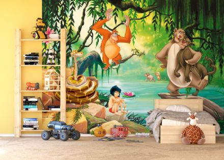 Disney Premium wall mural Jungle Book